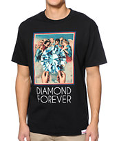 Diamond Supply Co. Forever Black Tee Shirt