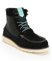 Diamond Supply Co. G.I. Black Suede Boot