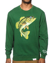 Diamond Supply Co. Hope Bass Crew Neck Sweatshirt