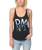Diamond Supply Co. LA DMND Charcoal Tank Top