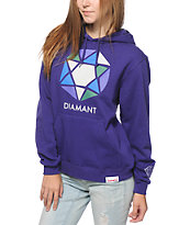 Diamond Supply Co. Le Diamant Abstract Hoodie