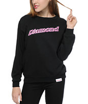 Diamond Supply Co. Neon Script Crew Neck Sweatshirt