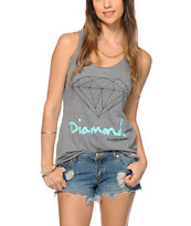 Diamond Supply Co. OG Script Tank Top