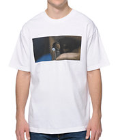 Diamond Supply Co. Part 2 White Tee Shirt