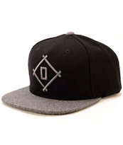 Diamond Supply Co. Stick Ball Snapback Hat