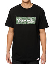 Diamond Supply Co. Tonal Box Logo T-Shirt