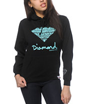 Diamond Supply Co. Tribal Diamond Hoodie