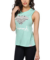 Diamond Supply Co. Tribal Diamond Muscle Tee