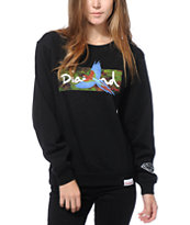 Diamond Supply Co. Tropical Bird Crew Neck Sweatshirt