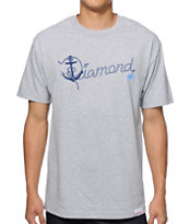 Diamond Supply Co. Yacht Script Tee Shirt