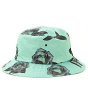 Diamond Supply Co. x Married To The Mob Floral Bucket Hat