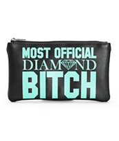 Diamond Supply Co. x Married To The Mob Pouch