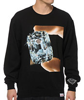 Diamond Supply Gem Crewneck Sweatshirt