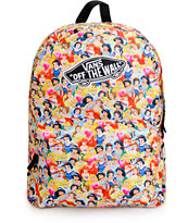 Disney x Vans Multi Princess Backpack