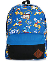 Disney x Vans Old Skool II Donald Duck Backpack