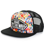 Disney x Vans Princess Trucker Hat