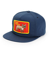 Dog Limited French Bulldog Snapback Hat
