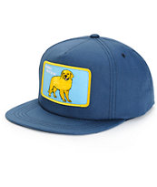 Dog Limited Golden Retriever Snapback Hat