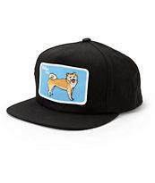 Dog Limited Shiba Inu Snapback Hat