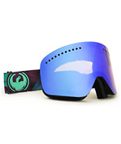 Dragon NFX Watercolor & Red Ionized 2014 Snowboard Goggles