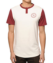 Dravus 7th Street Henley T-Shirt