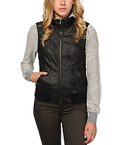 Dravus Adria Faux Leather Jacket