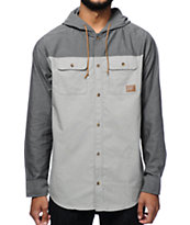 Dravus Asher Hooded Oxford