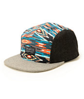 Dravus Blue Glacier 5 Panel Hat
