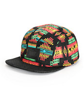 Dravus Cheeky 5 Panel Hat