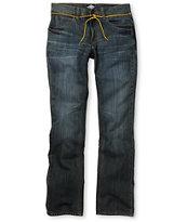 Dravus Driver Dirty Blue Skinny Jeans