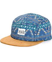Dravus Gibson 5 Panel Hat