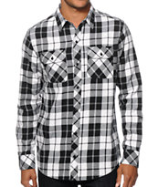 Dravus Good News Plaid Flannel Shirt
