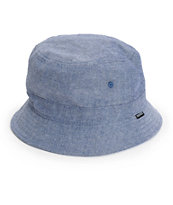 Dravus Jake Chambray Bucket Hat