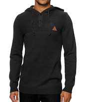 Dravus Legion Henley Hooded Sweater