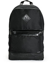Dravus Movement Faux Alligator Backpack