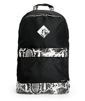 Dravus Movement Snake Skin Backpack