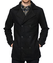 Dravus Nine Nine Pea Coat
