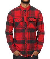 Dravus On The Road Flannel Shirt