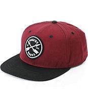 Dravus Road Trip Snapback Hat