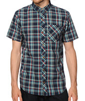 Dravus Theo Plaid Button Up Shirt