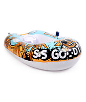 Dreamboats S.S. Goodtimes Inflatable Cooler Boat