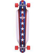 Dusters Captain 38 Drop Through Longboard Complete
