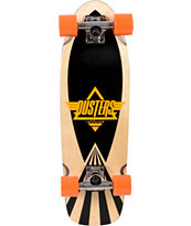 Dusters Cazh Natural Complete Cruiser Skateboard