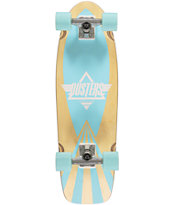 "Dusters Cazh Sky Blue 28.5"" Cruiser Complete"
