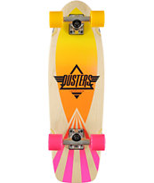 "Dusters Cazh Sunset 28.5"" Cruiser Complete"