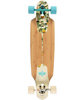 Dusters Channel Isle 38 Drop Through Longboard Complete