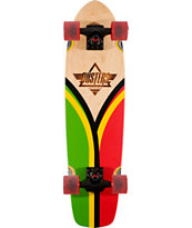 "Dusters Flashback Rasta 31"" Complete Cruiser Board"