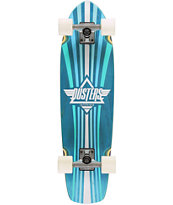 Dusters Keen Turquoise 31 Cruiser Complete