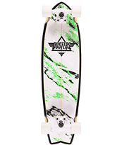 Dusters Kosher Glow In The Dark 32.5 Cruiser Complete Skateboard
