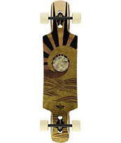 "Dusters Terra 38.5"" Drop Through Longboard Complete"